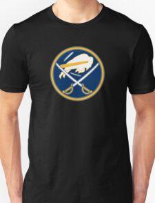 Sabres - Bills Logo Mashup Unisex T-Shirt