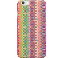 Pixel design iPhone Case/Skin