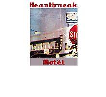 Heartbreak Motel Photographic Print