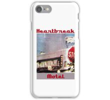 Heartbreak Motel iPhone Case/Skin