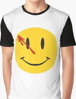 Watchmen Logo Graphic T-Shirt
