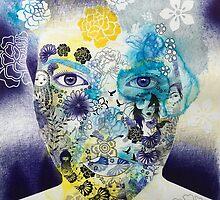 Transfiguration III (Self) by Simone Maynard