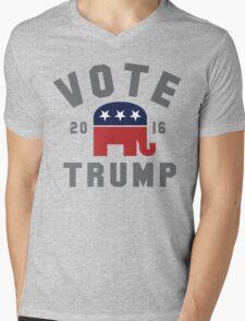 Vote Trump Shirt - Donald Trump for President 2016 T Shirt Mens V-Neck T-Shirt