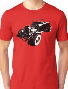 Hot Rod Art Unisex T-Shirt