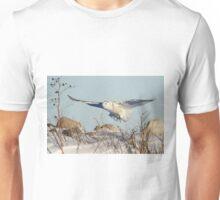 Silent arrival Unisex T-Shirt