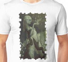 Female Elf Tarot Card Unisex T-Shirt
