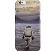 Moonwalk J iPhone Case/Skin