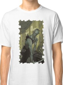 Male Elf Tarot Card Classic T-Shirt