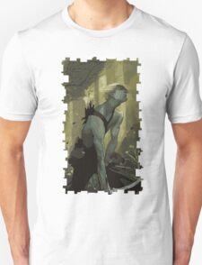 Male Elf Tarot Card T-Shirt