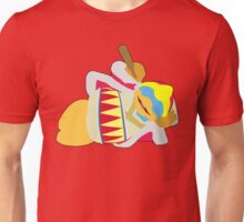 KING DEDEDE | Super Smash Taunts | Crouch Unisex T-Shirt