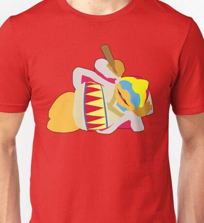 KING DEDEDE | Super Smash Taunts | Crouch Unisex T-Shirt