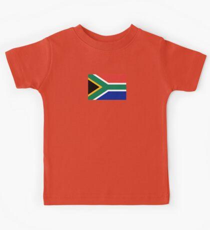 South Africa Flag - African Rugby Springboks, Sticker Duvet Bedspread T-Shirt Kids Tee