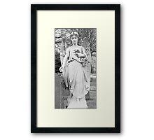 Sweet Angel Framed Print