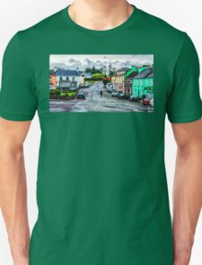 A Man And His Dog - Sneem, Ireland Unisex T-Shirt