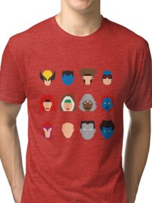 Xmen Icons Tri-blend T-Shirt