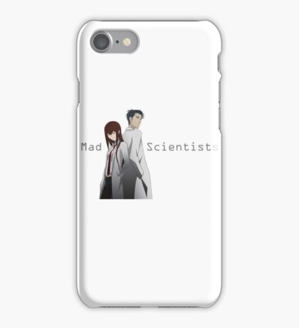 Mad Scientists iPhone Case/Skin