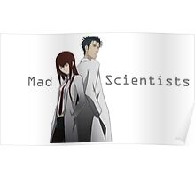 Mad Scientists Poster