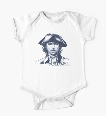 Ross Poldark One Piece - Short Sleeve
