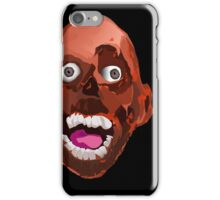 Tarman Zombie - The Return of the Living Dead iPhone Case/Skin
