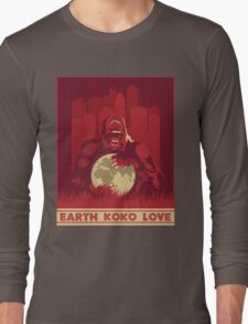 Earth Koko Love Long Sleeve T-Shirt