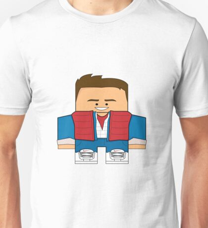 Back to the Future - Marty McFly (Past) Unisex T-Shirt