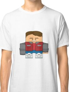 Back to the Future - Marty McFly (Future) Classic T-Shirt