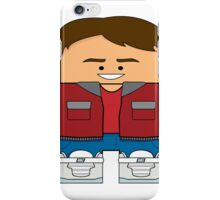 Back to the Future - Marty McFly (Future) iPhone Case/Skin