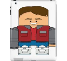 Back to the Future - Marty McFly (Future) iPad Case/Skin