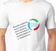 The ACF Ladies Rockbreaker & Rumlover Unisex T-Shirt