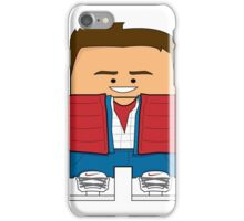 Back to the Future - Marty McFly (Past) iPhone Case/Skin