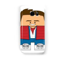 Back to the Future - Marty McFly (Past) Samsung Galaxy Case/Skin
