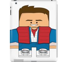 Back to the Future - Marty McFly (Past) iPad Case/Skin