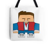 Back to the Future - Marty McFly (Past) Tote Bag
