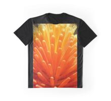 Hot Poker Up Close Graphic T-Shirt