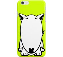 Mini Bull Terrier  iPhone Case/Skin