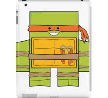 TMNT - Michelangelo iPad Case/Skin