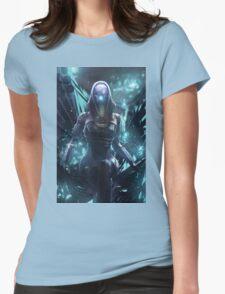Mass Effect - Tali'zorah Vas Normandy Womens Fitted T-Shirt