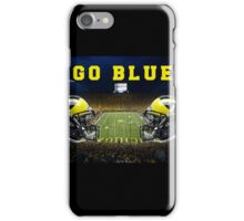 GoBlue iPhone Case/Skin