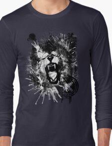 Lions Ambition (Monotoned) Long Sleeve T-Shirt