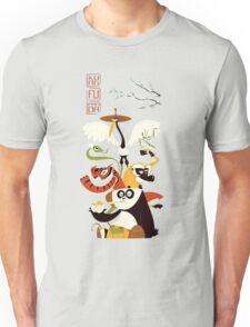 Kung Fu Panda 3 Unisex T-Shirt