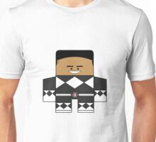 Mighty Morphin Power Rangers - Black Ranger Unmasked (Zack) Unisex T-Shirt