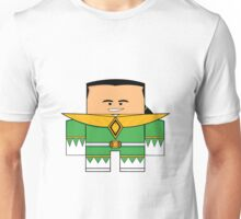 Mighty Morphin Power Rangers - Green Ranger Unmasked (Tommy) Unisex T-Shirt