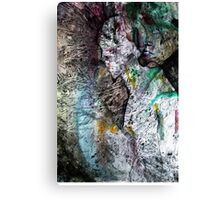 Strain Canvas Print