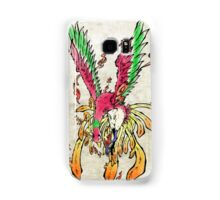 Pokemon Ho-Oh Ink Painting Samsung Galaxy Case/Skin