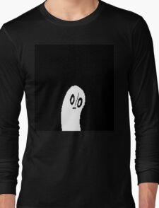 Pixel Art Undertale Design Long Sleeve T-Shirt