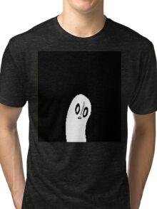Pixel Art Undertale Design Tri-blend T-Shirt