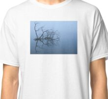 Branches In A Foggy Lake Classic T-Shirt