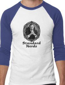 Standard Nerds Men's Baseball ¾ T-Shirt