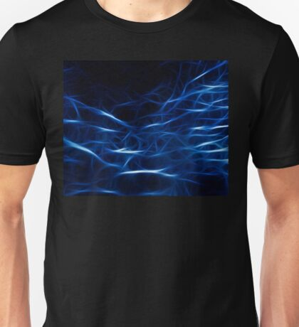 Matrix Blue Unisex T-Shirt