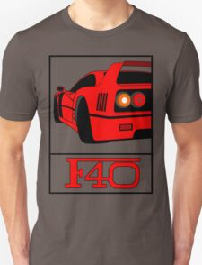 F40 Unisex T-Shirt